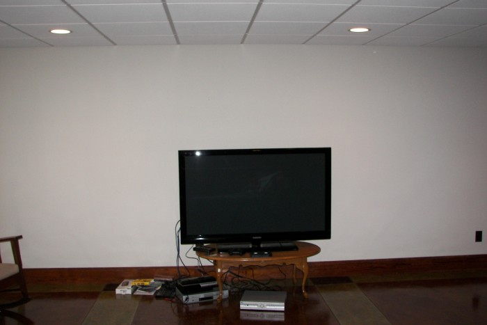Flat Panel 12, Before